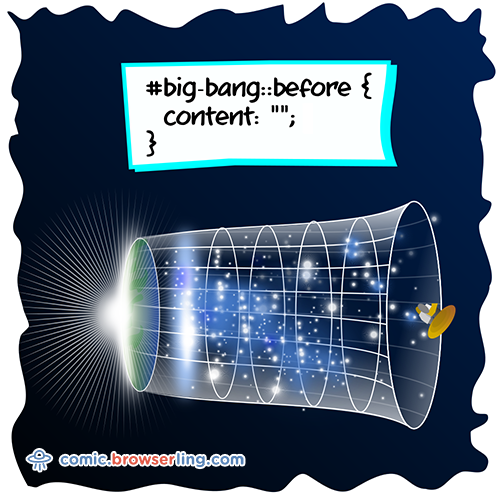 "#big-bang::before { content: """"; }"