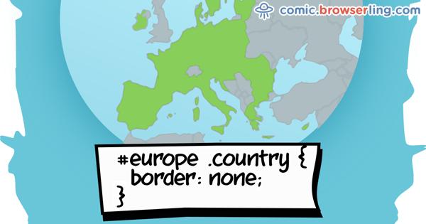 browserling.com - Europe - Weekly web developer comic